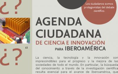 Se presentó en Panamá la Agenda Ciudadana de Ciencia e Innovación para Iberoamérica.